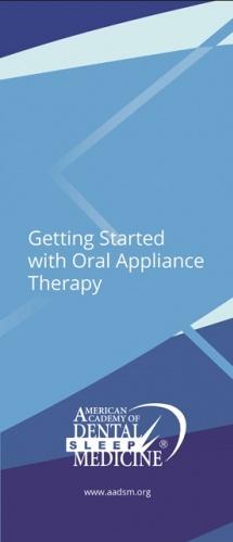 New Dental Sleep Medicine Journal Launches in 2014 - Sleep ...
