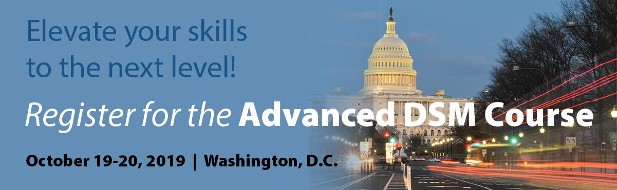 Advanced Dental Sleep Medicine Course - October 19-20, 2019, Washington, DC